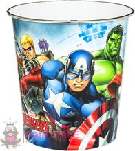 Avengers papirkurv, Dia. 23,5 cm, Højde: 24 cm