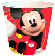 Mickey Mouse papirkurv, Ø17 cm/ H 17 cm