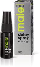Male - Delay Spray Warming 15 ml