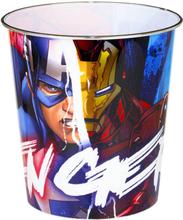 Avengers papirkurv, Dia. 21 cm, Højde: 22,5 cm