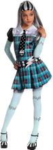 Monster High Frankie Stein kostume
