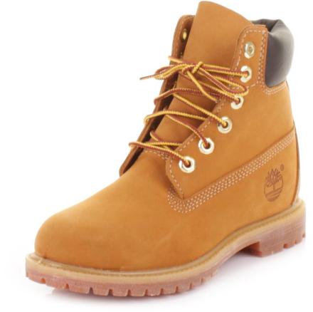 6 Inch Boot Premium Women's Wheat USW 8,5