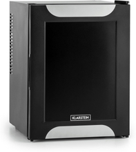 Happy Hour Minibar Minikylskåp 33 liter 25 dB 3 hyllor dekorativ dörr