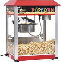 vidaXL Popcornmaskin med teflonbeläggning 1400 W