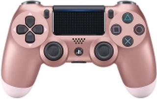 Sony DualShock 4 v2 - Gamepad - trådløs - Bluetooth - roseguld - for Sony PlayStation 4, Sony PlayStation 4 Pro