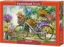 Castorland Pussel Blomsteraffären 1000 Bitar