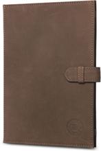 dbramante1928 Folio Leder Hülle für iPad, Hunter Brown