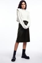 Annie PU skirt