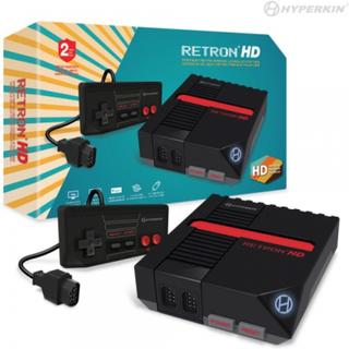 Retron HD (Sort)