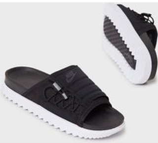 Nike Wmns Nike Asuna Slide Tøfler Antracit