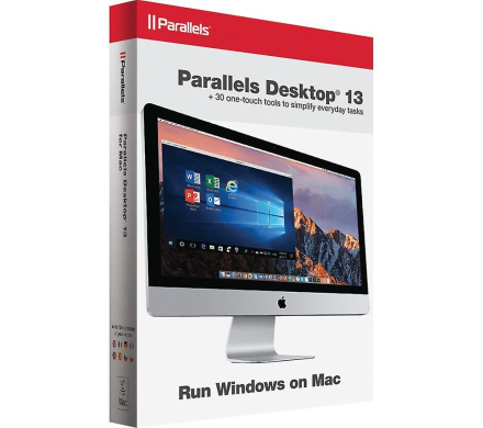Parallels Desktop 13 Software køre Windows på Mac