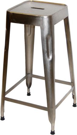 Hedemora barstol - Metall
