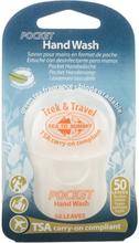 Sea to summit Trek & Travel Pocket Hand Wash toalettartikler OneSize