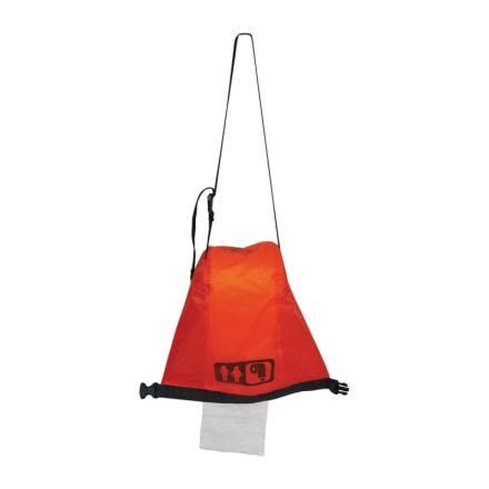Sea to Summit Outhouse Toiletroll Holder Ultra-SIL Toalettartikel Orange OneSize