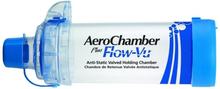 AeroChamber Plus Flow-Vu andningsbehållare med munste, Munste från 5år och uppåt (vuxen) 1 st