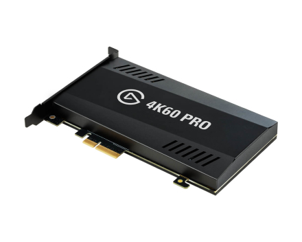 Game Capture 4K60Pro PCIe