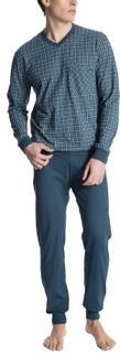Calida Relax Imprint 1 Pyjama With Cuff * Fri Frakt *