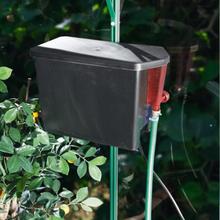 För gödning- och droppbevattning Automatisk bevattning