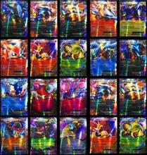 All kinds GX MEGA EX Giant shiny pokemon card game battle trade card children pokemon toys