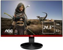 """24"""" Bildskärm Gaming G2590PX - Svart - 1 ms"""