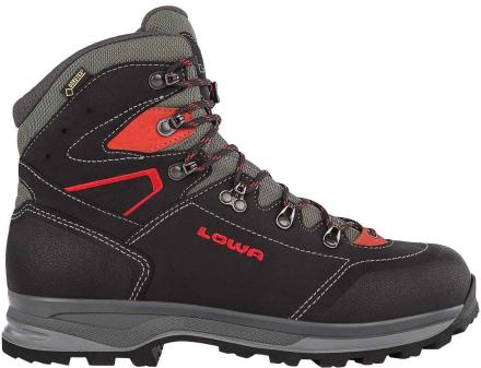 Lavaredo GTX Musta/punainen UK 9,5