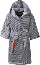 Didriksons Pier Kids Beach Robe Barn Plagg Blå 100-110