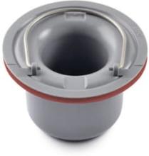 Jafo vattenlås M2, grå