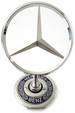 Tech of sweden Mercedes-Benz huvstjärna Emblem OEM 1408800286