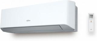 Luftkonditionering Fujitsu ASY35UILMC Split 1x1 A++/A+ 3010 fg/h Kall + varm Vit