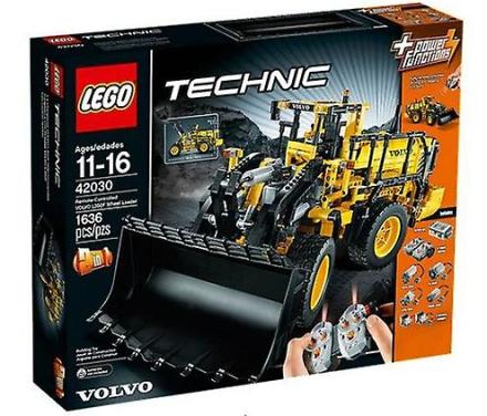 LEGO 42030 Volvo L350F gummiged