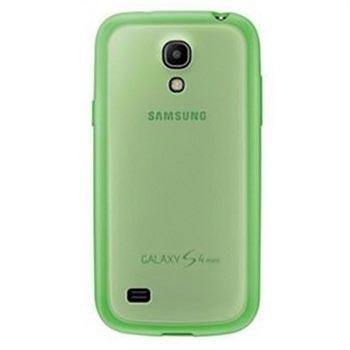 Samsung Galaxy S4 mini I9190 Cover Cover+ EF-PI919BGEG - Gul Grøn