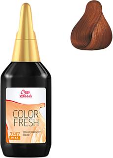 Wella Professionals Care Color Fresh 7/47, 75ml Wella Toning