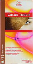 Wella Professionals Care Deep Browns Color Touch 8/73, 8/73 Deep Browns Arizona Gold Wella Toning