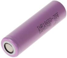 Samsung 18650 oppladbart batteri - 3400mAh Li-Ion