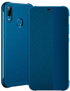 Huawei P20 Lite Smart View Flip Cover 51992314 - Blå