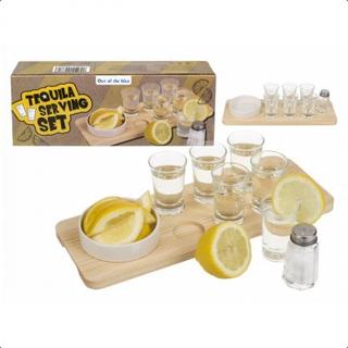 Tequila serveringsset 9 delar