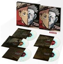 Jujutsu Kaisen Original Soundtrack Zavvi Exclusive 5LP Set