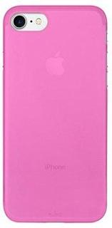Puro 0.3 Ultra Slim iPhone 7 / iPhone 8 Silikone Cover - Pink