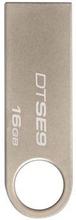 Kingston Data Traveler SE9H/16GB USB-Stik - 16GB