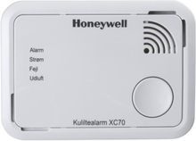 Honeywell XC70 kuliltealarm i hvid