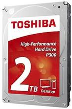 "Toshiba P300 Intern harddisk 3,5"" 2 TB"