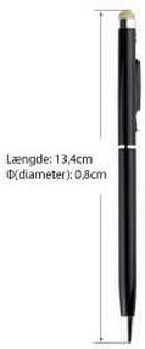 Touch pen til iPad med kuglepen