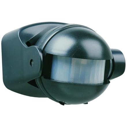 Smartwares Bevegelsessensor 180° 12 m svart ES34Z