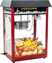 Popcornmaskine Professionel 1600W 8 OZ