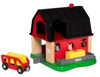 BRIO BRIO® World 33936 – Smart Tech Bondgård 3 - 8 år