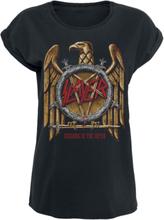 Slayer - Gold Eagle -T-skjorte - svart