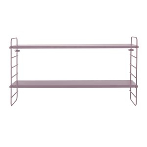 Bloomingville North Shelf, Rose, MDF
