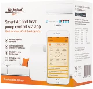 AirPatrol Fjärrstyrning till värmepump Wi-Fi