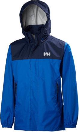 JR Loke Packable Jacket Tummansininen 176