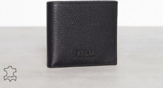 Polo Ralph Lauren Billfold Wallet Small Lommebøker Black